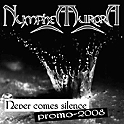 "Nymphea Aurora - ""Promo 2008"" CD cover image - Click to read review"