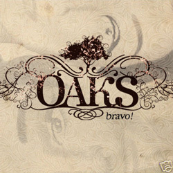 "Oaks - ""Bravo!"" CD/EP cover image"