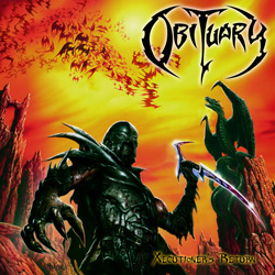 "Obituary - ""Xecutioner's Return"" CD cover image - Click to read review"