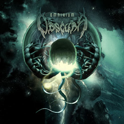 "Obscura - ""Omnivium"" CD cover image - Click to read review"