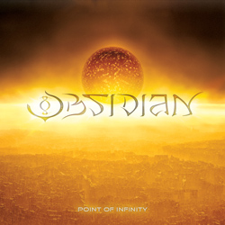 "Obsidian - ""Point of Infinity"" CD cover image"