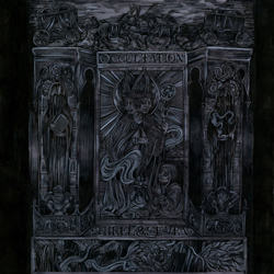 "Occultation - ""Three & Seven"" CD cover image"