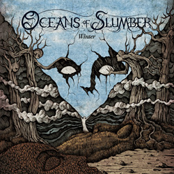 "Oceans Of Slumber - ""Winter"" CD cover image - Click to read review"