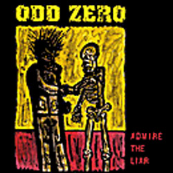 "Odd Zero - ""Admire the Liar"" CD/EP cover image"