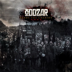 "Oddzar - ""Ready The Chariot"" CD cover image - Click to read review"