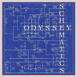 "Odyssey - ""Schematics"" CD/EP cover image"