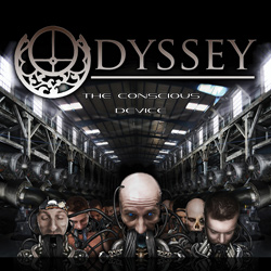 "Odyssey - ""The Conscious Device"" CD/EP cover image - Click to read review"