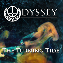 "Odyssey - ""The Turning Tide"" CD/EP cover image"