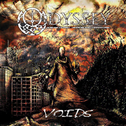 "Odyssey - ""Voids"" CD cover image - Click to read review"