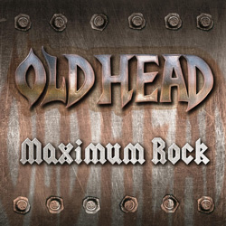 "Old Head - ""Maximum Rock"" CD cover image"