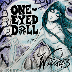 "One-Eyed Doll - ""Witches"" CD cover image - Click to read review"