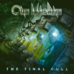 "One Machine - ""The Final Cull"" CD cover image - Click to read review"