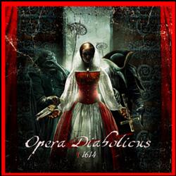 "Opera Diabolicus - ""+ 1614"" CD cover image - Click to read review"