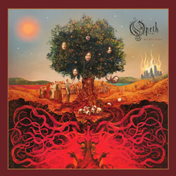 "Opeth - ""Heritage"" CD cover image"