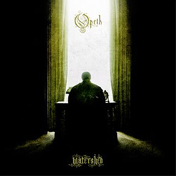 "Opeth - ""Watershed"" CD cover image - Click to read review"