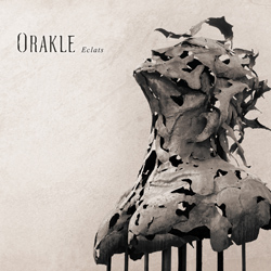 "Orakle - ""Éclats"" CD cover image - Click to read review"
