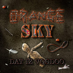 "Orange Sky - ""Dat Iz Voodoo"" CD cover image"