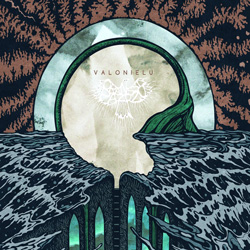 "Oranssi Pazuzu - ""Valonielu"" CD cover image - Click to read review"