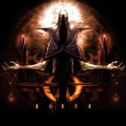 "Orcus - ""Birth"" CD/EP cover image - Click to read review"