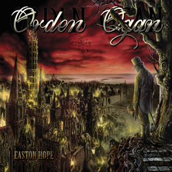 "Orden Ogan - ""Easton Hope"" CD cover image - Click to read review"