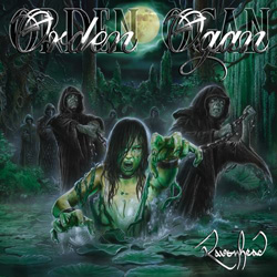 "Orden Ogan - ""Ravenhead"" CD cover image - Click to read review"