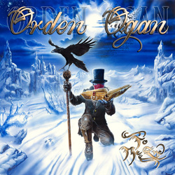 "Orden Ogan - ""To The End"" CD cover image"