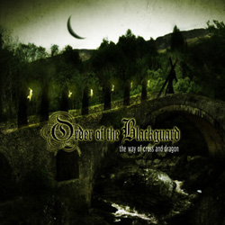 "Order of the Blackguard - ""The Way of Cross And Dragon"" CD cover image"