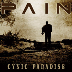 "Pain - ""Cynic Paradise"" CD cover image - Click to read review"