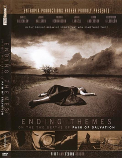 "Pain Of Salvation - ""Ending Themes"" DVD cover image - Click to read review"