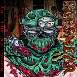 "Papsmear - ""Music to Kill By"" Digipak cover image - Click to read review"