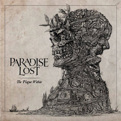 "Paradise Lost - ""The Plague Within"" CD cover image - Click to read review"
