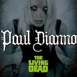 "Paul Di'anno - ""The Living Dead"" 2-CD Set cover image - Click to read review"