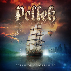 "Pellek - ""Ocean Of Opportunity"" CD cover image"