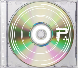 "Periphery - ""Clear"" CD cover image"