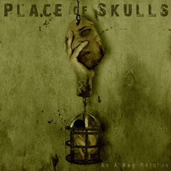"Place Of Skulls - ""As A Dog Returns"" CD cover image - Click to read review"