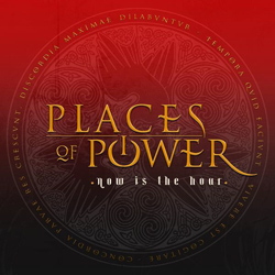"Places Of Power - ""Now Is The Hour"" CD cover image - Click to read review"