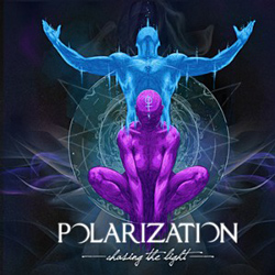 "Polarization - ""Chasing the Light"" CD cover image"