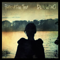 "Porcupine Tree - ""Deadwing"" CD cover image - Click to read review"
