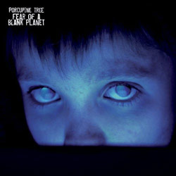 "Porcupine Tree - ""Fear of a Blank Planet"" CD cover image"