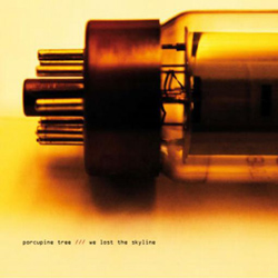 "Porcupine Tree - ""We Lost the Skyline"" CD/EP cover image"