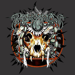 "Premonition 13 - ""13"" CD cover image - Click to read review"