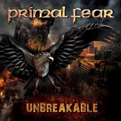 "Primal Fear - ""Unbreakable"" CD cover image - Click to read review"
