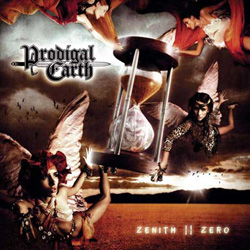 "Prodigal Earth - ""Zenith II Zero"" CD cover image"