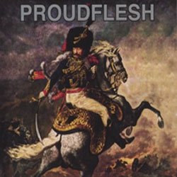 "Proudflesh - ""Proudflesh"" CD cover image"