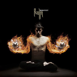 "Psalm - ""Manifest"" CD/EP cover image - Click to read review"