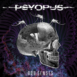 "Psyopus - ""Odd Senses"" CD cover image - Click to read review"