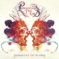 "Pursuing the End - ""Symmetry of Scorn"" CD cover image"