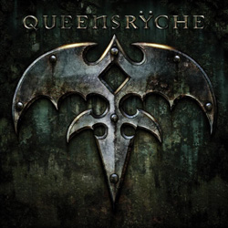 "Queensryche - ""Queensryche"" CD cover image - Click to read review"