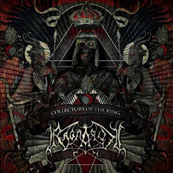 "Ragnarok - ""Collectors Of The King"" CD cover image"