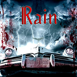 "Rain - ""Dad Is Dead"" CD cover image - Click to read review"
